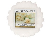 YANKEE CANDLE WEDDING DAY VONNÝ VOSK DO AROMALAMPY