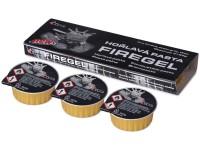 Pasta hořlavá Fire 3x80g paštika