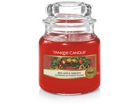 VONNÁ SVÍČKA YANKEE CANDLE RED APPLE WREATH CLASSIC MALÝ
