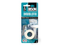 BISON DOUBLE FIX 1,5 m x 19 mm