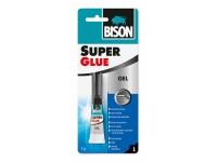 BISON SUPER GLUE GEL 3 g