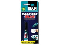 BISON SUPER GLUE LIQUID 3 g