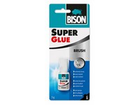 BISON SUPER GLUE BRUSH 5 g