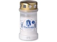 Theresia víčko 170g ~2dny bílá litá