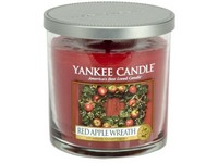 VONNÁ SVÍČKA YANKEE CANDLE RED APPLE WREATH DÉCOR MALÝ