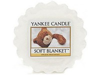 YANKEE CANDLE SOFT BLANKET VONNÝ VOSK DO AROMALAMPY