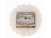 YANKEE CANDLE FLUFFY TOWELS VONNÝ VOSK DO AROMALAMPY