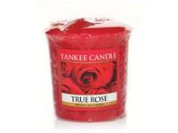 VONNÁ SVÍČKA YANKEE CANDLE TRUE ROSE VOTIVNÍ