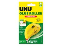 UHU Dry & Clean Roller Permanent 6,5 mm x 8,5 m