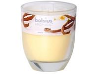 Bolsius Aromatic Sklo 70x80 Vanilia vonná svíčka