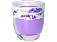 Bolsius Aromatic Sklo 70x80 French Lavender vonná svíčka