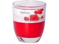 Bolsius Aromatic Sklo 70x80 Velvet Rose vonná svíčka