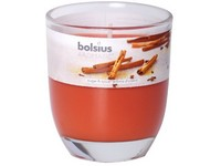 Bolsius Aromatic Sklo 70x80 Sugar&Spice vonná svíčka