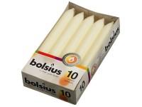 Bolsius Domácí 10ks 20x170 sl. kost svíčky RAL