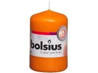 Bolsius Válec 50x80 oranžová svíčka