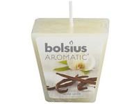 Bolsius Aromatic Votiv 48mm Vanilia vonná svíčka