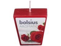 Bolsius Aromatic Votiv 48mm Velvet Rose vonné svíčky