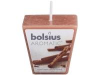 Bolsius Aromatic Votiv 48mm Sugar&Spice vonné svíčky