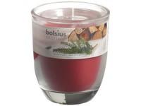 Bolsius Aromatic Sklo 70x80 Winter Dream vonná svíčka