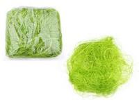 Dekorace tráva 30g zelená