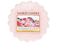YANKEE CANDLE SUMMER SCOOP VONNÝ VOSK DO AROMALAMPY