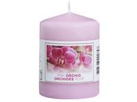 Bolsius NR Válec 60x80 Pink Orchid vonná svíčka
