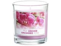 Bolsius NR Sklo 72x80 Pink Orchid vonná svíčka