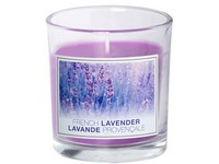 Bolsius NR Sklo 72x80 French Lavender vonná svíčka
