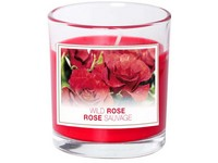 Bolsius NR Sklo 72x80 Wild Roses vonná svíčka