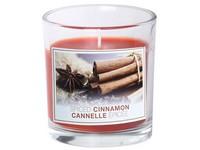 Bolsius NR Sklo 72x80 Sugar&Spice/Spiced Cinnamon vonná svíčka