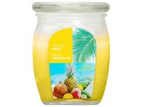 Bolsius NR Sklo 92x120 Tropical Fruit vonná svíčka