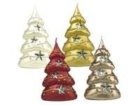 Hvězdy Stromek 90x150 svíčka mix barev