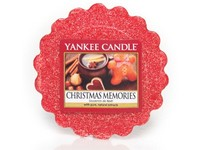 YANKEE CANDLE CHRISTMAS MEMORIES VONNÝ VOSK DO AROMALAMPY