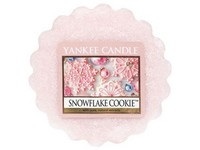 YANKEE CANDLE SNOWFLAKE COOKIE VONNÝ VOSK DO AROMALAMPY