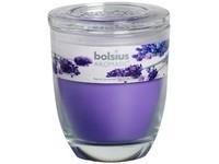 Bolsius Aromatic Sklo 100x120 French Lavender vonná svíčka
