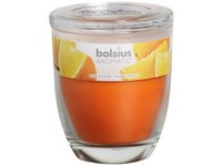 Bolsius Aromatic Sklo 100x120 Juicy Orange vonná svíčka