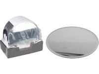 Podtácek na svíčku 200mm zrcadlo kulatý
