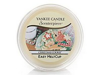 YANKEE CANDLE SCENTERPIECE MELTCUP VOSK CHRISTMAS COOKIE