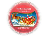 YANKEE CANDLE SCENTERPIECE MELTCUP VOSK CHRISTMAS EVE