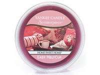 YANKEE CANDLE SCENTERPIECE MELTCUP VOSK HOME SWEET HOME