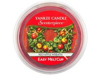 YC.Scenterpiece vosk/Red Apple Wreath                11/19