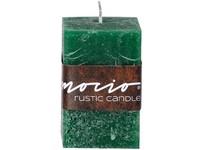 Emocio Rustic hranol 50x80 zelená svíčka