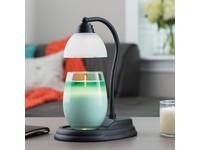 Candle Warmers nahřívací lampa na svíčky Aurora černá