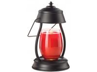 Candle Warmers nahřívací lampa na svíčky Hurricane černá