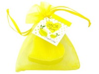 Mýdlo 20g srdce citron