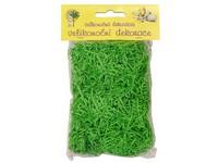 Dekorační tráva 20g sisal zelená
