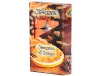Čajové 6ks Cinnamon & Orange  vonné lis. svíčky