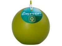 Emocio Classic koule 80mm sv. olivová svíčka