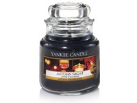 VONNÁ SVÍČKA YANKEE CANDLE AUTUMN NIGHT CLASSIC MALÝ