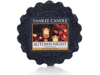 YANKEE CANDLE AUTUMN NIGHT VONNÝ VOSK DO AROMALAMPY